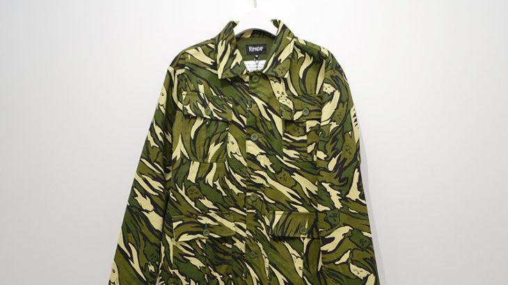 RIPNDIP / Tiger Nerm Ripstop Work Jacket