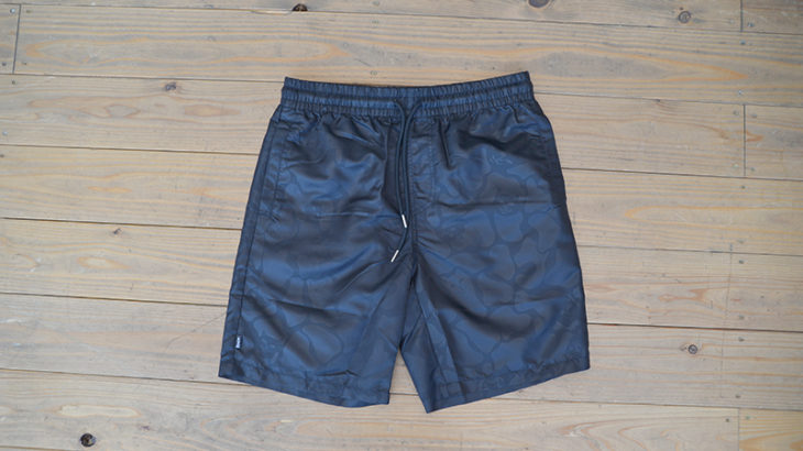 RIPNDIP / Black Out Nylon Shorts