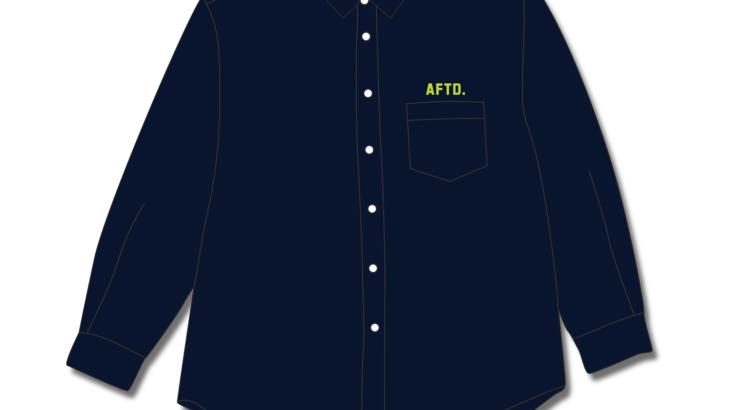 AFTD. L/S SHIRT Product of Manual Alphabet