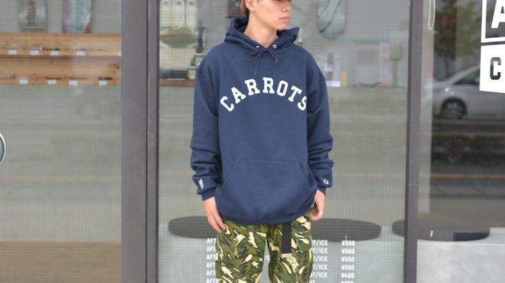 CARROTSのHOODIE