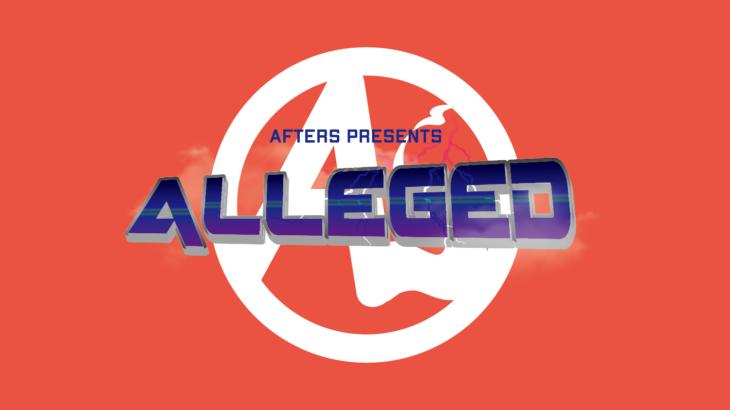 【10/19(土)開催】AFTERS presents ALLEGED