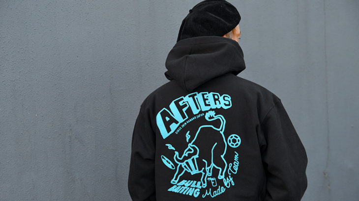AFTERS TEAM 4th ITEM 発売開始