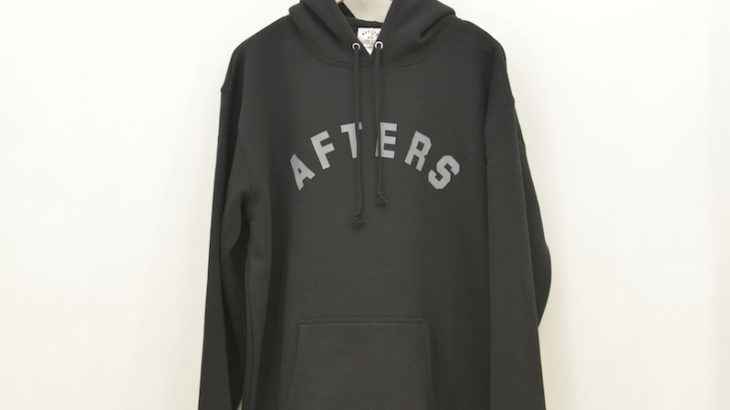AFTERS ITEM再入荷