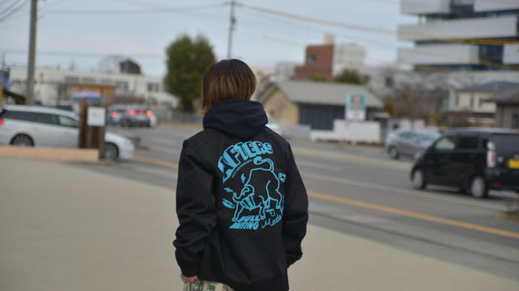AFTERS / TEAM JACKET 4th