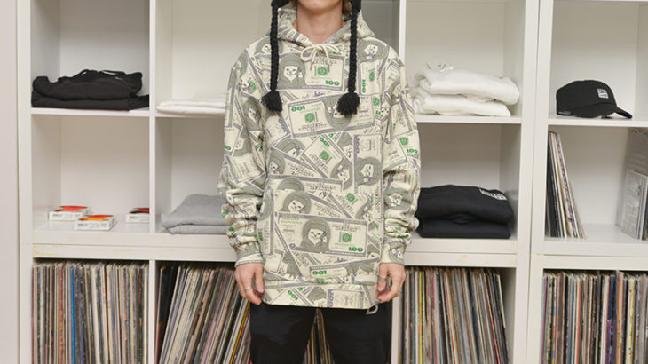 [SALE 50%OFF] RIPNDIP / Money Bag Hoodie