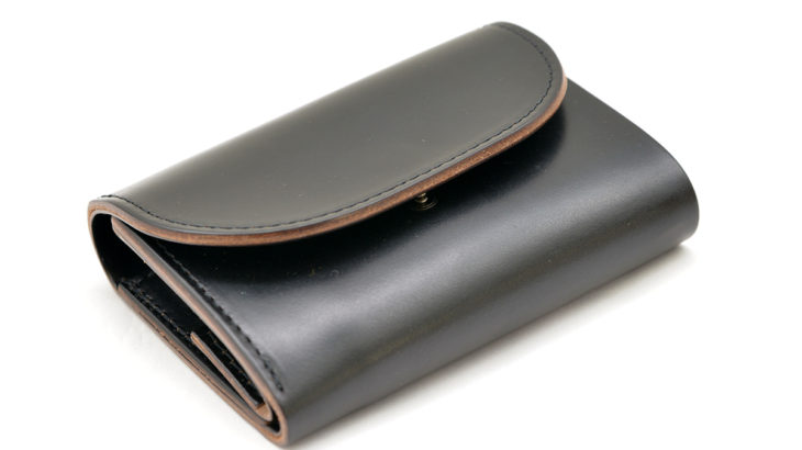 MR.OLIVE E.O.I / HORWEEN CHROMEXCEL LEATHER / COMPACT WALLET入荷