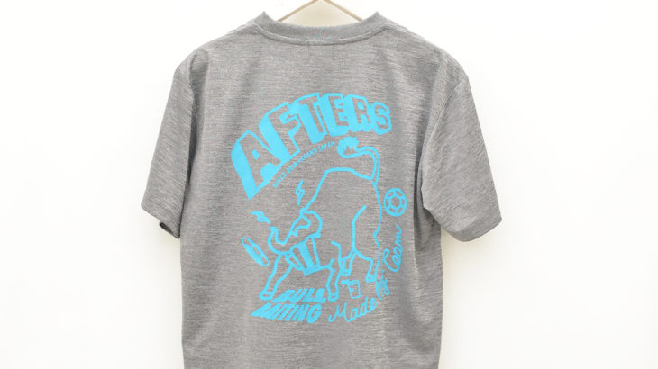 【7/10(金)発売開始】AFTERS / TEAM TEE 4th QD