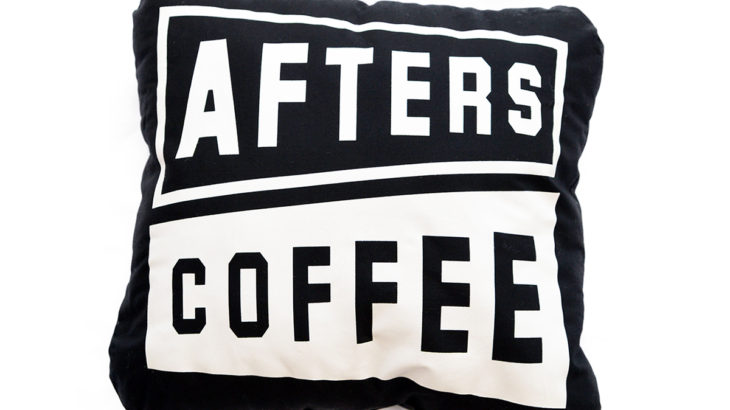 【7/31(金)発売開始】AFTERS COFFEE / AC CUSHION