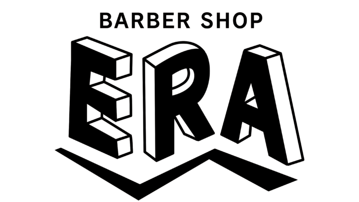 【AFTERS DESIGN制作事例】BARBER SHOP ERAデザイン
