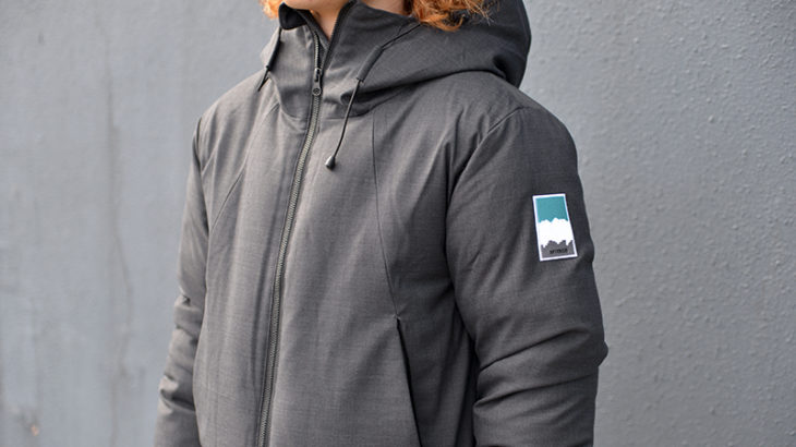 AFTERS / SKYLINE DOWN JACKET