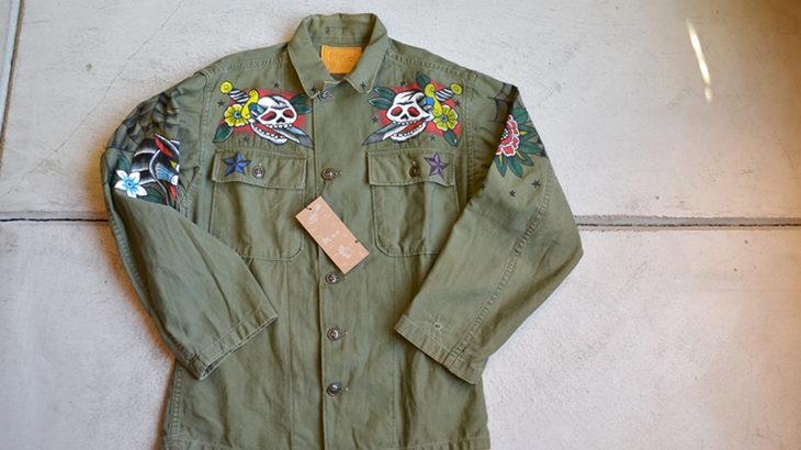 from muu / MUU Tattoo Army Shirt