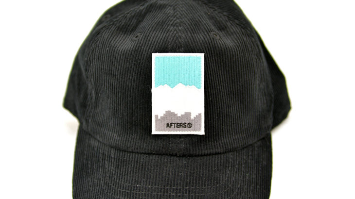 11/25(水)発売開始 【AFTERS SKYLINE CORD CAP】