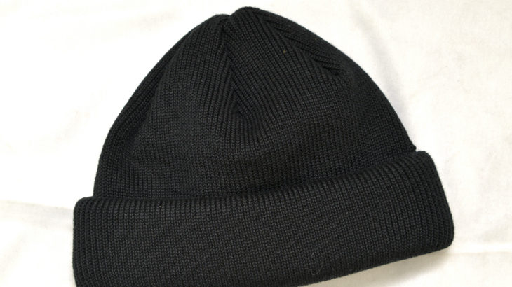 RACAL / Roll Knit CAP 再入荷