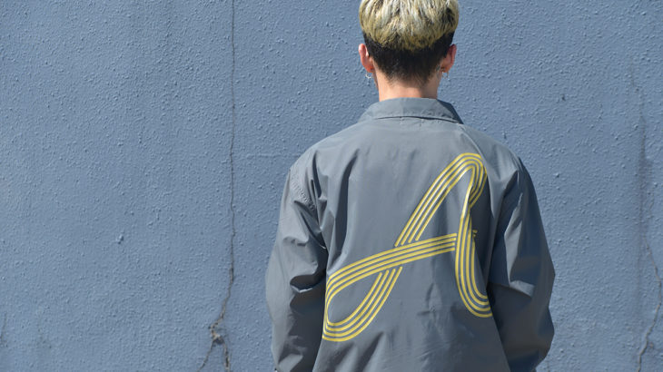 AFTERSのCOACH JACKET