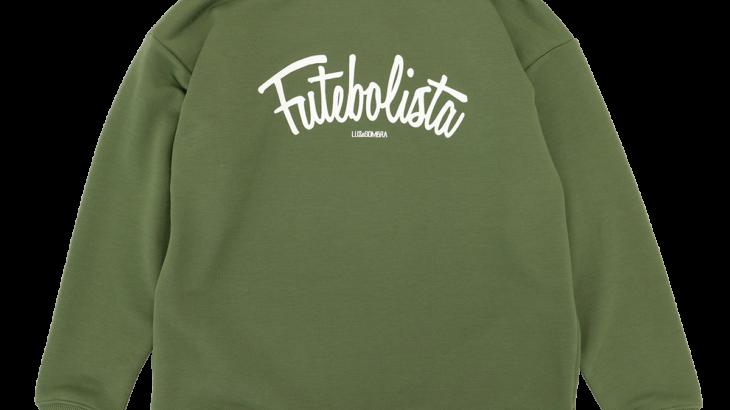 LUZeSOMBRA / FUTEBOLISTA CREW SWEAT